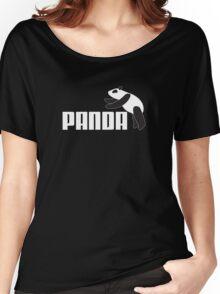 Panda Athletics Women's Relaxed Fit T-Shirt