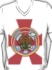 BOW TO THE MUFFIN KING!!!! T-Shirt