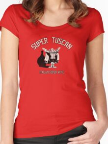 Super Tuscan Women's Fitted Scoop T-Shirt