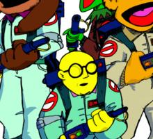 Muppet Ghostbusters Sticker