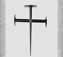 Jesus' Nails by Daniel Bowers
