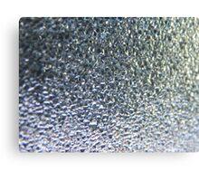 Macro Dew Drops Canvas Print