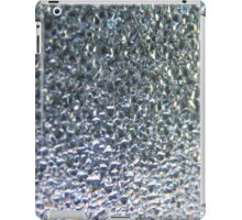 Macro Dew Drops iPad Case/Skin