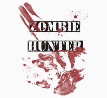 Zombie Hunter by mokiwolf