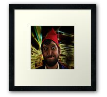 The Specialty Elf Framed Print