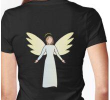 Guardian Angel Shirt Womens Fitted T-Shirt