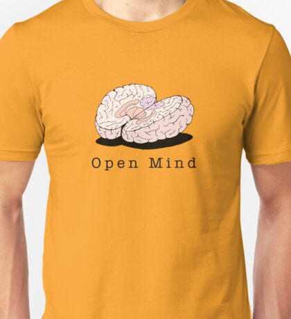 Open Mind Unisex T-Shirt