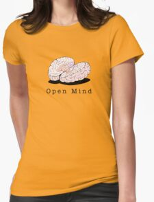 Open Mind Womens Fitted T-Shirt