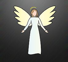 Guardian Angel iPhone by Daniel Bowers