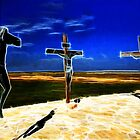 Darkness at the Crucifixion of Jesus by JohnDSmith