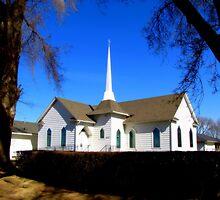 Country Church...Caldwell, Idaho by trueblvr
