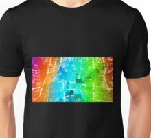 Flying High - Abstract CG Unisex T-Shirt