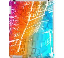 Flying High - Abstract CG iPad Case/Skin