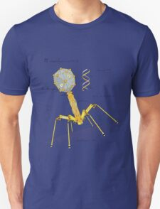 T1 Mechanovirus Unisex T-Shirt