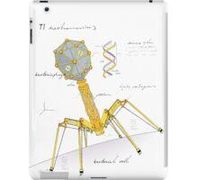 T1 Mechanovirus iPad Case/Skin