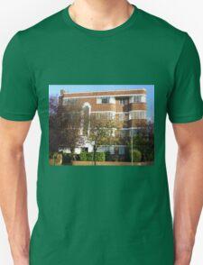 London Deco: Oman Court 2 T-Shirt