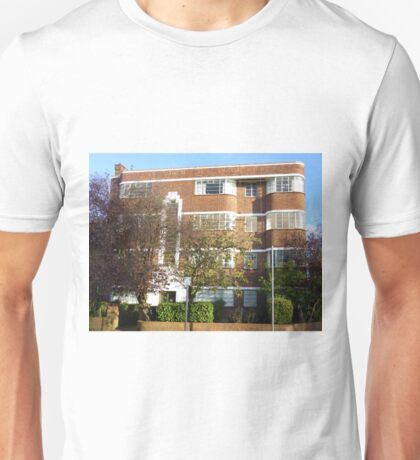 London Deco: Oman Court 2 Unisex T-Shirt