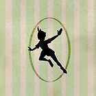 Peter Pan Silhouette by joshda88