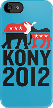 KONY 2012 - Poster Design v3 [HQ] by Dope Prints