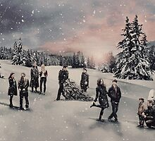 Christmas - OUAT Group by Zsazsa R