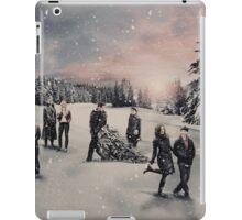 Christmas - OUAT Group iPad Case/Skin