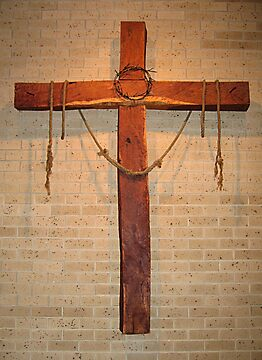 """The Instruments of Crucifixion"" by Carole-Anne"