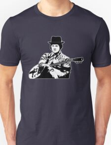 Blues Baby (on dark) Unisex T-Shirt