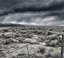 Storms Over The San Luis Valley by reikipam