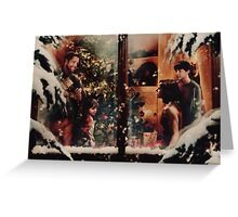 Christmas - Outlaw Queen Family Greeting Card