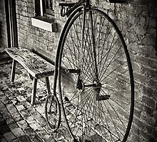 Penny Farthing - Monte Cristo by Ian English