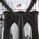 brooklyn bridge by Kevin Koepke