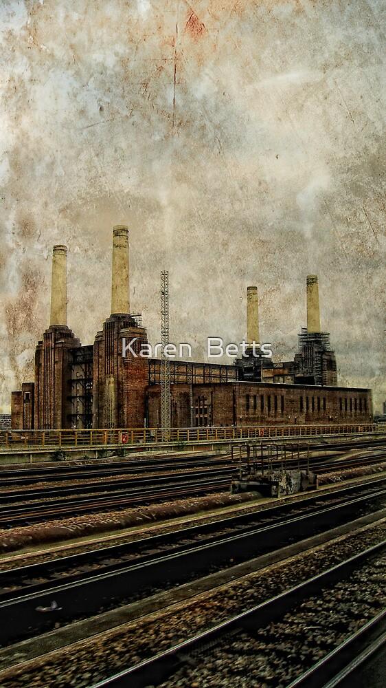 Near London by Karen  Betts