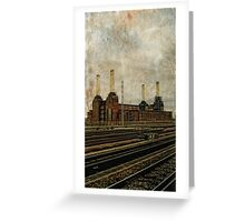 Near London Greeting Card