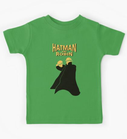 Hatman and Robin Kids Clothes