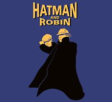 Hatman and Robin Unisex T-Shirt
