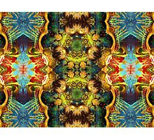 Sacred Subconscious Scrolls Photographic Print