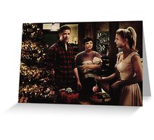 Christmas - The Charmings Greeting Card