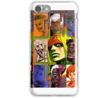 Fight for the Future- Street Fighter 3 iPhone Case/Skin
