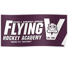 Flying V Hockey Academy Poster