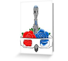 Tenth Doctor Greeting Card
