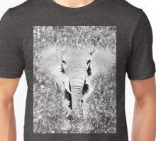Elephant Sparkle Bling Bling Unisex T-Shirt