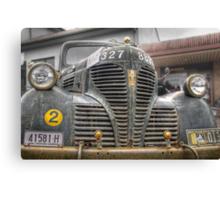 Fargo 1942 Canvas Print