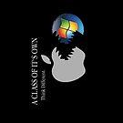 Apple likes Windows for Desert by Kgphotographics