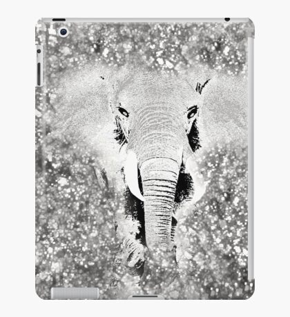 Elephant Sparkle Bling Bling iPad Case/Skin