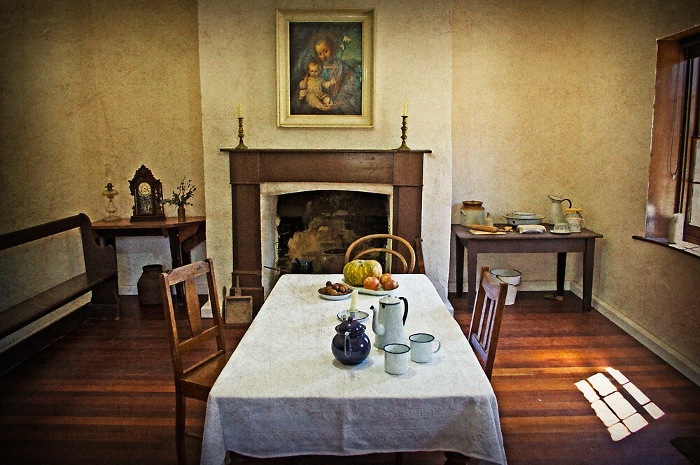 A Simple Life by TonyCrehan