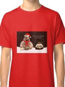 Just One More Pud Classic T-Shirt