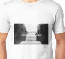 King and Queen Unisex T-Shirt
