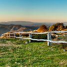 Craigs Hut Panoramic  by Gavin Poh