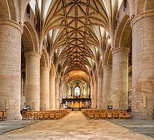 Tewkesbury Abbey by hebrideslight