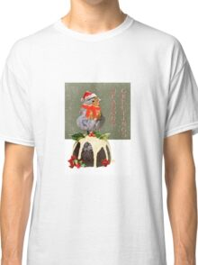 Ruffled Robin Classic T-Shirt